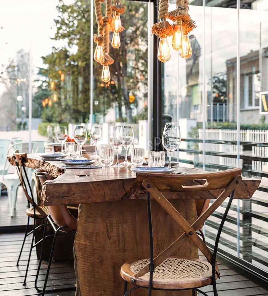 Restaurante teckel madrid eventos en madrid venuesplace - Restaurante sergi arola en madrid ...