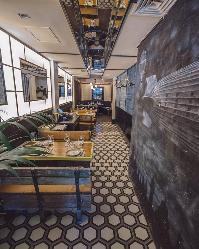Interior Restaurante Teckel Madrid