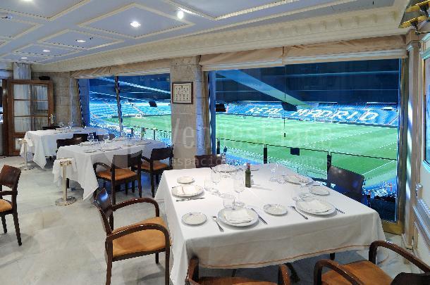 Interior 7 en Restaurante Puerta 57