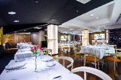 Interior 10 en Restaurante Puerta 57 - Grupo La Máquina