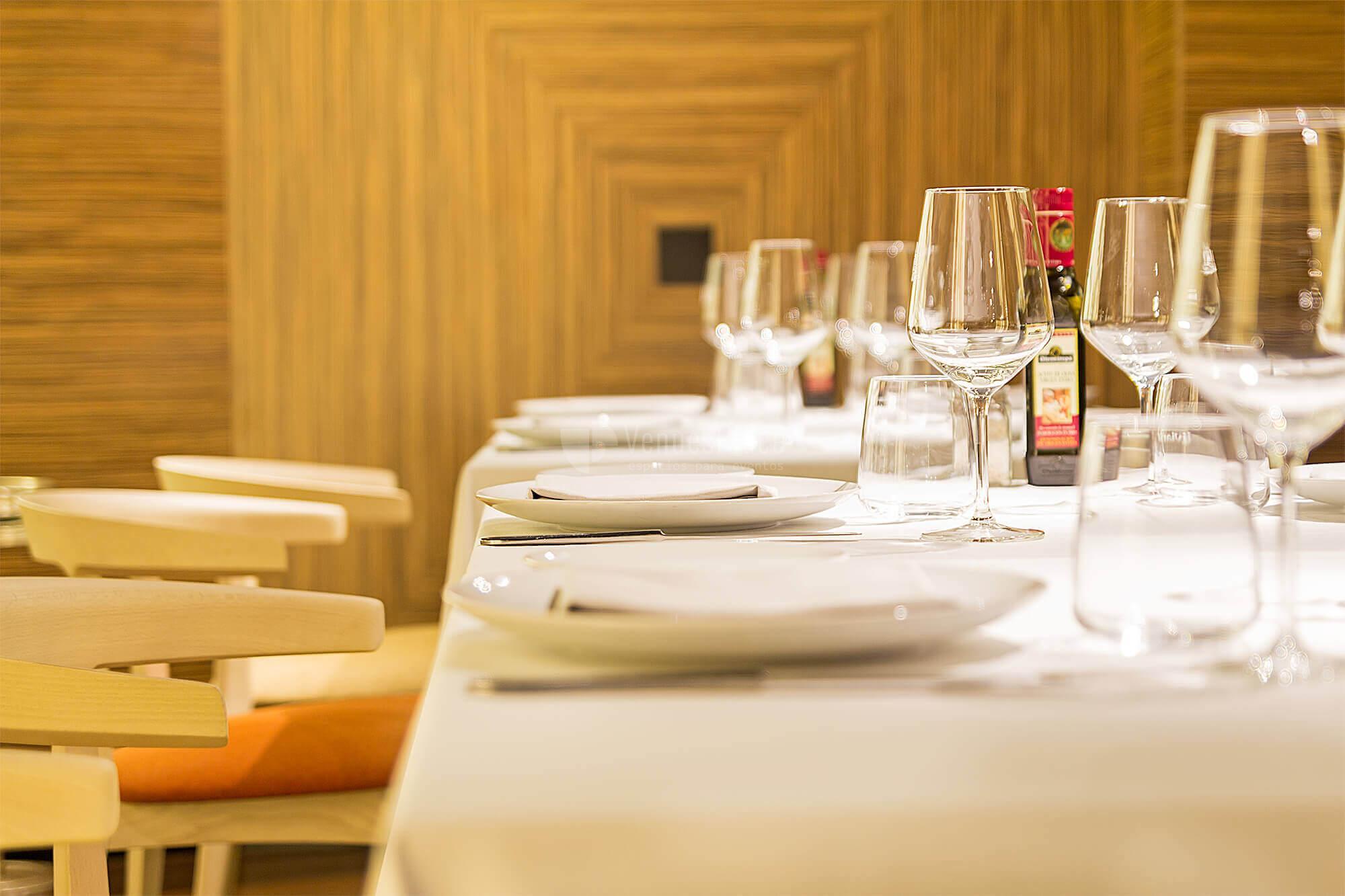Eventos corporativos diferentes en Restaurante Puerta 57 - Grupo La Máquina
