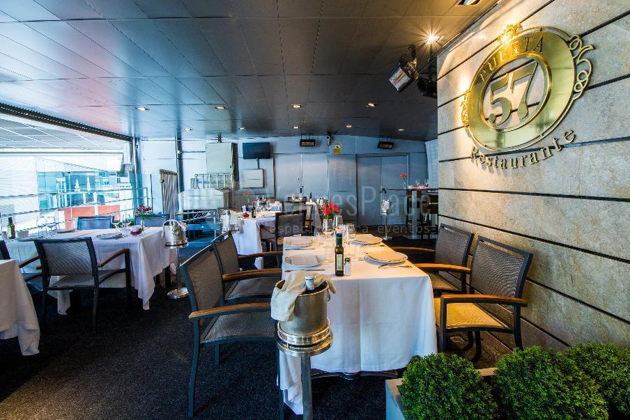 Eventos exclusivos en Restaurante Puerta 57 - Grupo La Máquina