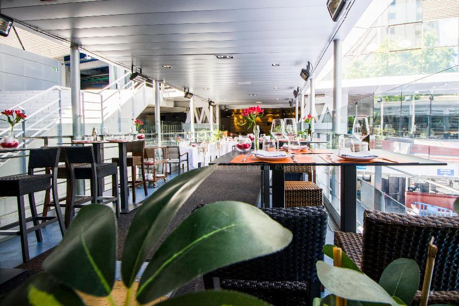 Eventos únicos en Madrid en Restaurante Puerta 57 - Grupo La Máquina
