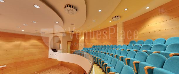 Interior 2 en Palacio de la Música de Torrevieja