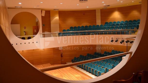 Interior 1 en Palacio de la Música de Torrevieja