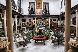 Hotel Restaurante Casa Palacio Pilar del Toro en Provincia de Granada