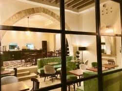 Comedor en Hotel Basilica