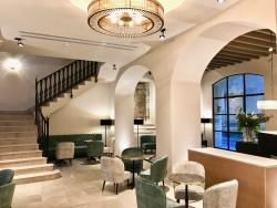 Lobby en Hotel Basilica