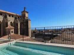 Terraza en Hotel Basílica