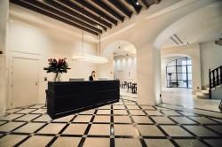 Recepcion en Hotel Basílica