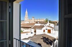 Vistas habitación Colonial en Hotel Basílica