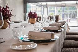 Montaje 3 en Restaurante Portonovo