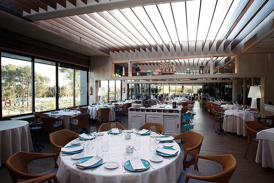 Interior 2 en Restaurante Portonovo