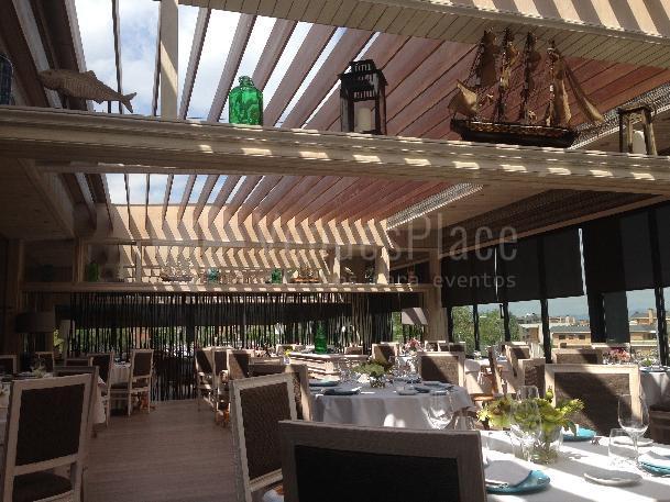 Cenas de gala, eventos de empresa, fiestas privadas y familiares en el Restaurante Portonovo.