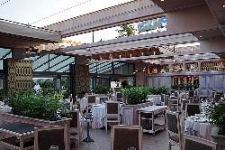 Interior 1 en Restaurante Portonovo amplios espacios para eventos