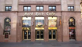 Restaurantes con espectáculo para Bodas: Hard Rock Cafe Barcelona