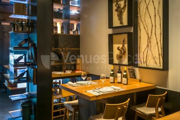 Interior 8 en La Vinoteca Torres