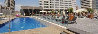 Hoteles para grupos para Bodas: Hilton Diagonal Mar Barcelona