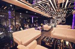 Zona VIP Restaurante en Opium Madrid Eventos