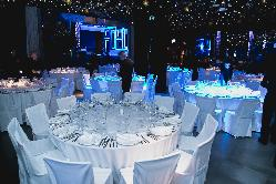 Banquete en Main Room en Opium Madrid Eventos