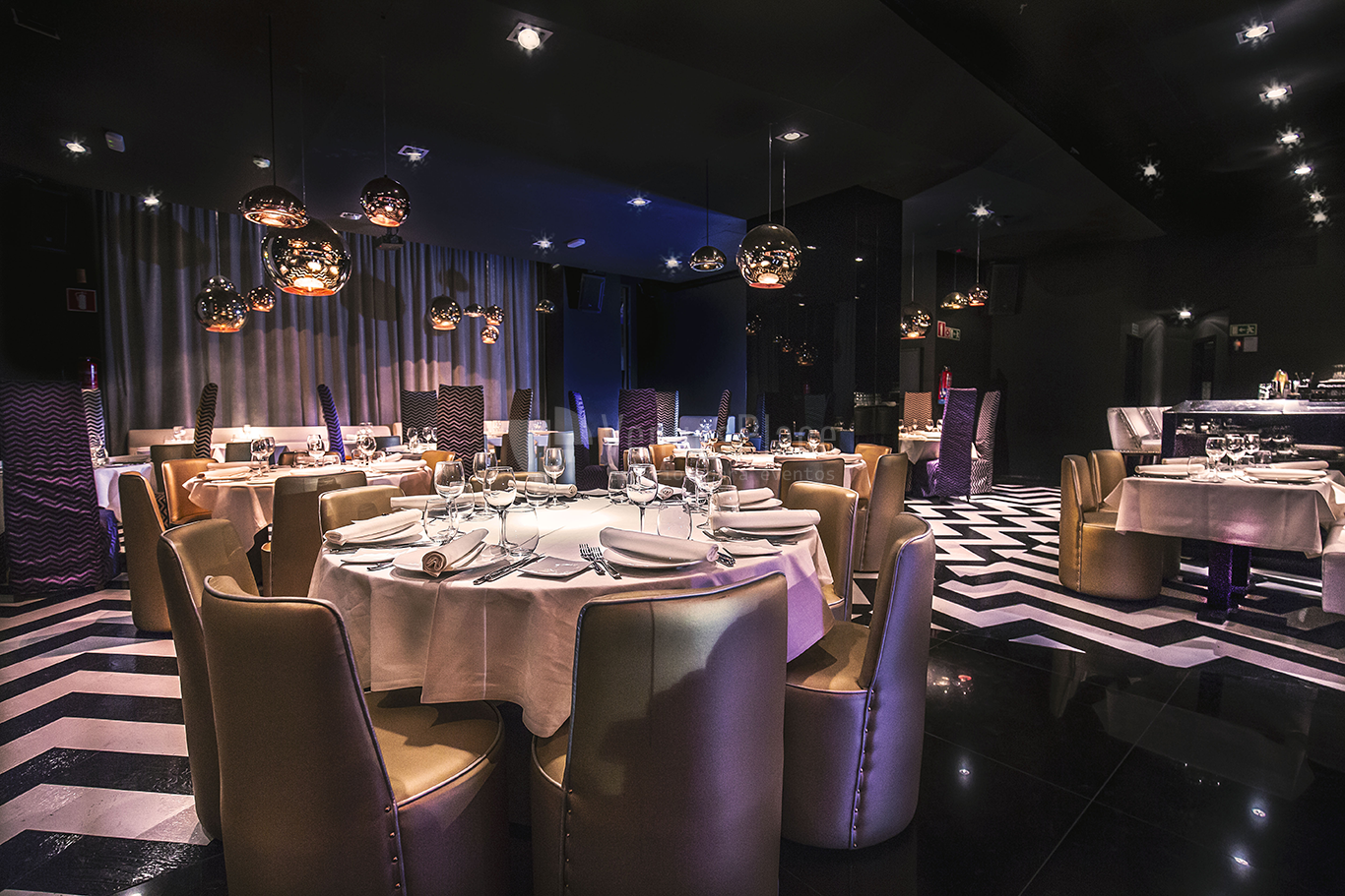 Restaurante Opium Madrid Eventos