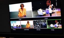 Sala de control (Auditorio Ángel Herrera)