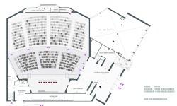 Plano del Auditorio Ángel Herrera