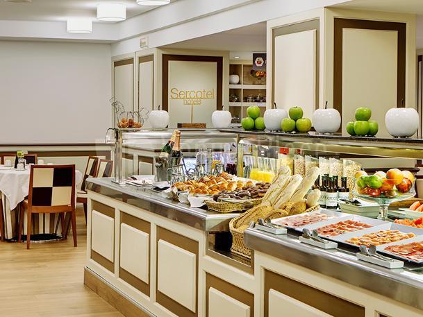 Interior 9 en Sercotel Gran Hotel Conde Duque