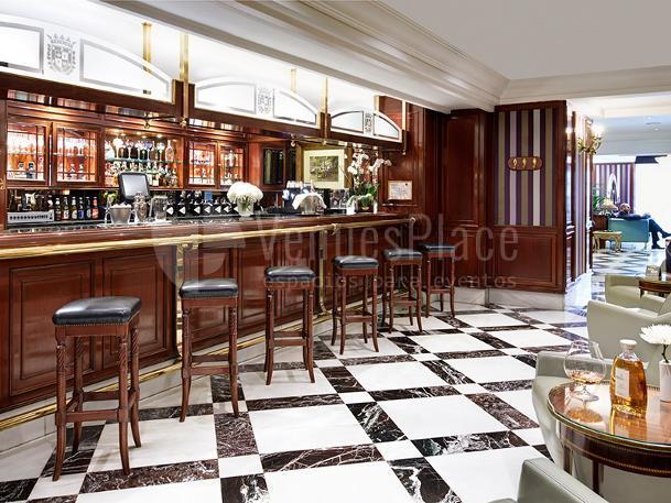 Interior 6 en Sercotel Gran Hotel Conde Duque
