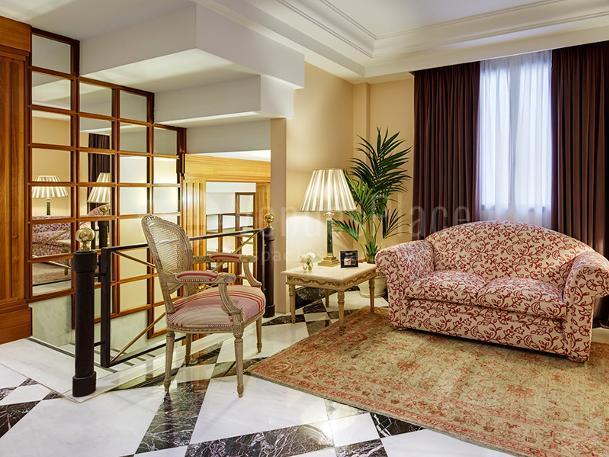 Interior 7 en Sercotel Gran Hotel Conde Duque