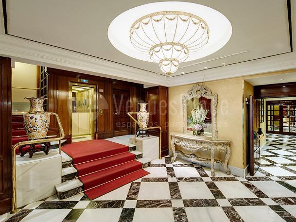 Interior 1 en Sercotel Gran Hotel Conde Duque