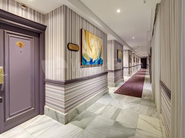 Interior 2 en Sercotel Gran Hotel Conde Duque