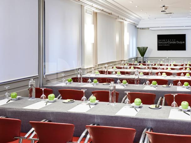 Montaje 3 en Sercotel Gran Hotel Conde Duque