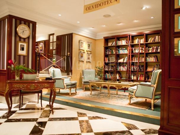 Interior 11 en Sercotel Gran Hotel Conde Duque