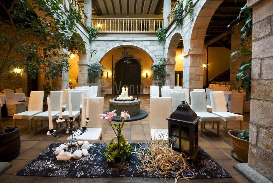 Bodas únicas en Hotel Covento San Roque