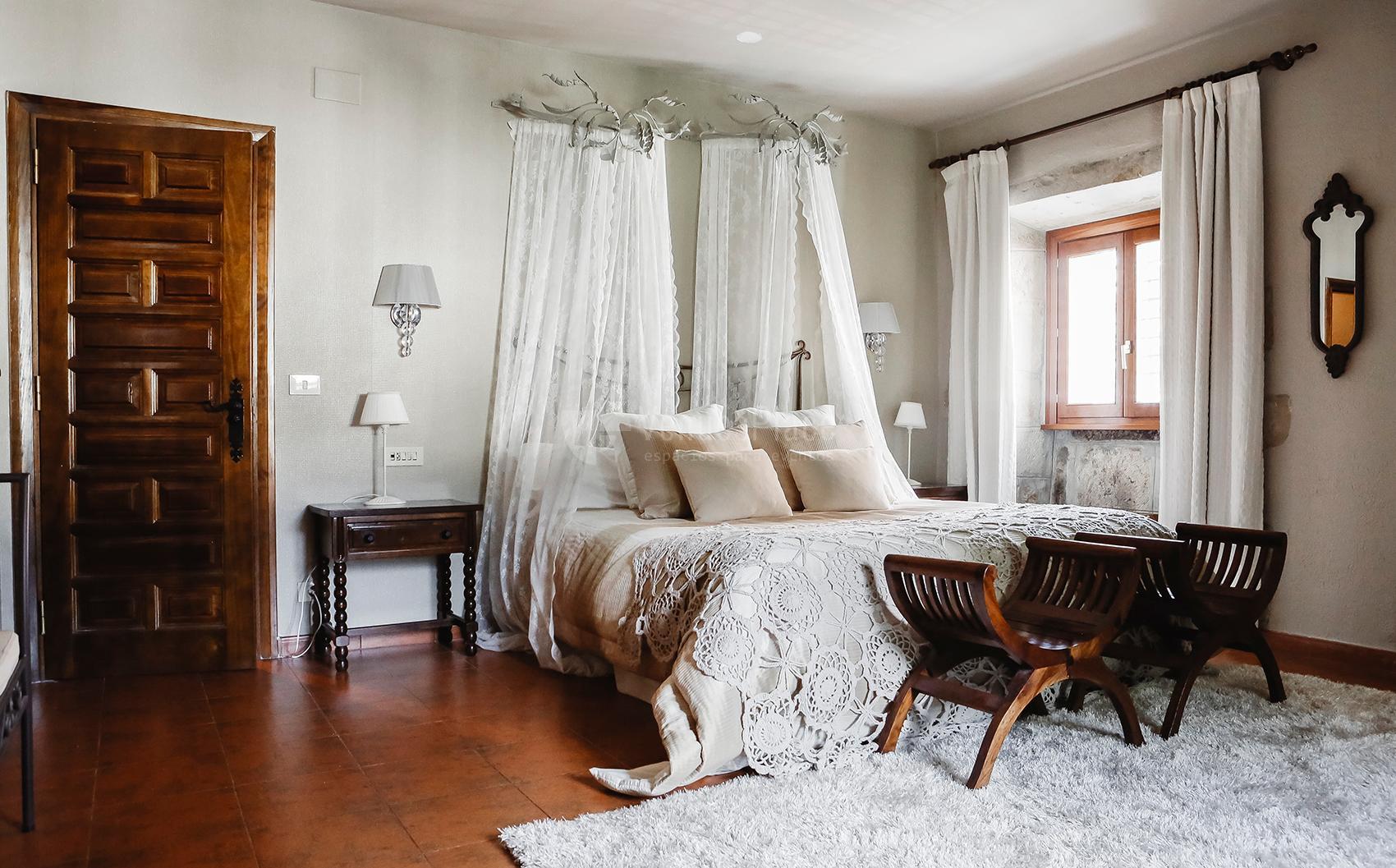 Alojamiento para bodas en Hotel Covento San Roque