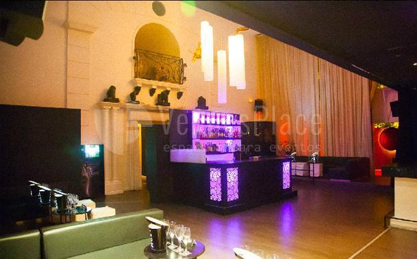 Interior Discoteca Antique Fiestas