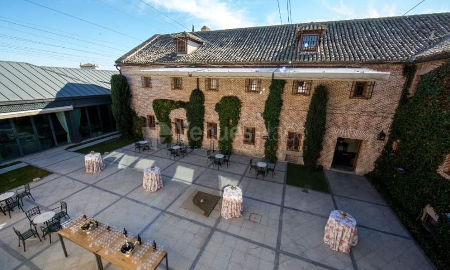 Eventos en El Antiguo Convento de Boadilla del Monte