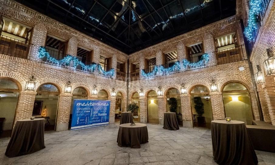 Cenas de gala en El Antiguo Convento de Boadilla del Monte