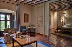 Salón privado en Parador de Chinchón