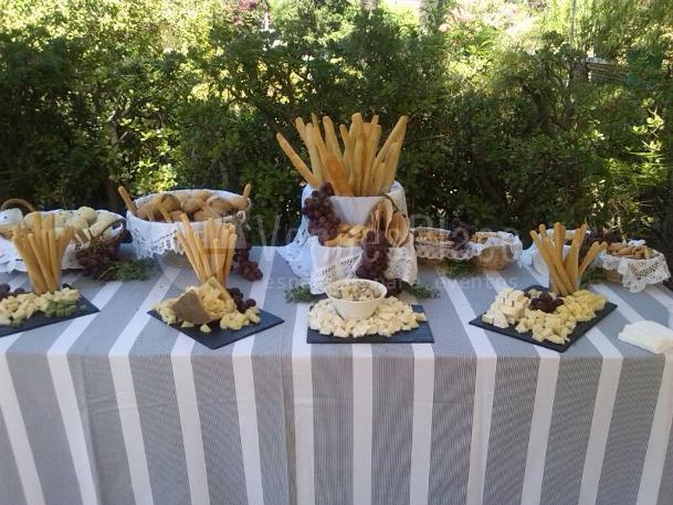 Doña Francisquita Catering menú para celebraciones