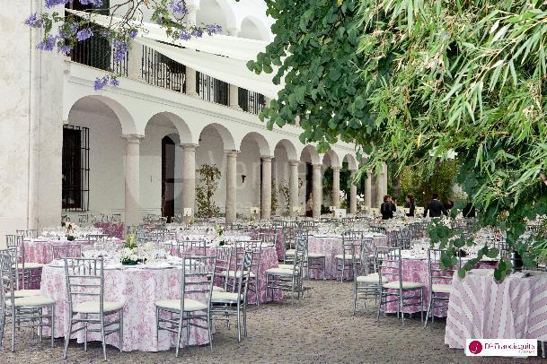 Doña Francisquita Catering bodas