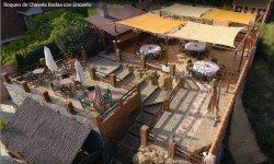 Montaje 17 en Roqueo de Chavela
