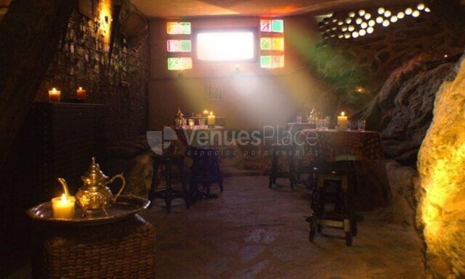 Interior 18 en Roqueo de Chavela