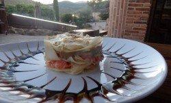 Menú 6 en Roqueo de Chavela