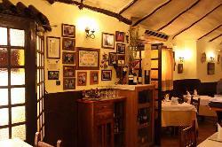 Interior La Posada de Paco Benítez