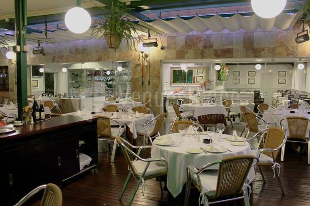 Cena de gala en Restaurante La Española