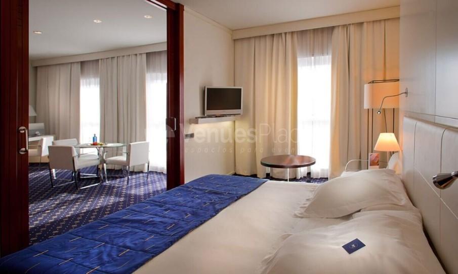 Alojamiento para grupos en Hotel SH Valencia Palace