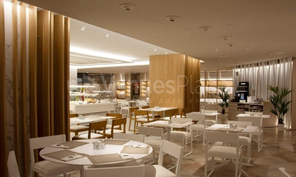 Coffe Break en Hotel SH Valencia Palace