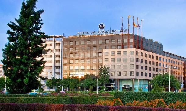 Eventos en Hotel SH Valencia Palace